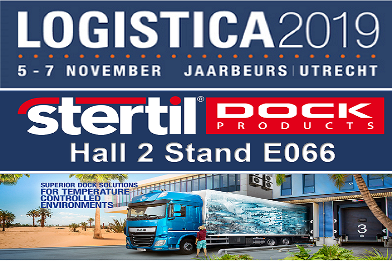 Stertil Dock Products at Logistica 2019
