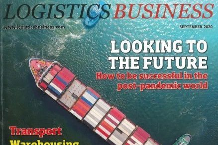Stertil Dock Products in Logistics Business Magazine