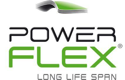 powerflex gordijn shelter logo